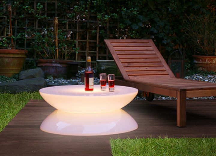 moree Lounge Tisch Outdoor