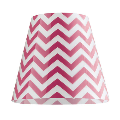moree Rose Pink Chevron Schirm
